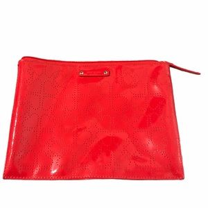 Kate Spade Red Patent Pouch